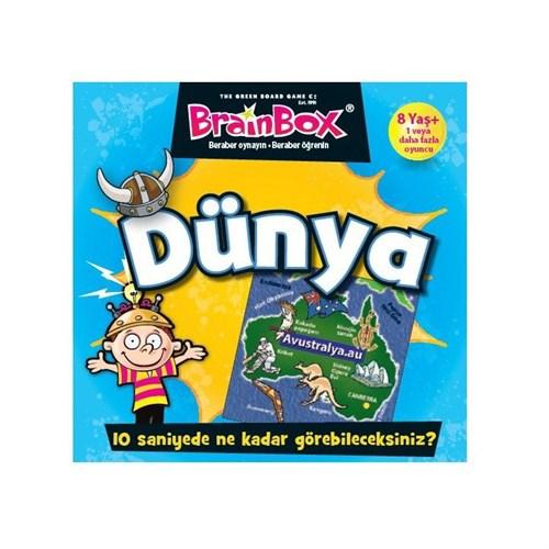 Brainbox Dünya Hafıza Oyunu