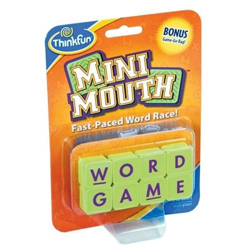 Mini Mouth İngilizce Kelime Üretme Oyunu