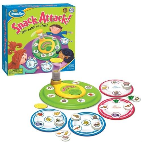 Snack Attack Atıştırma Yarışı Kutu Oyun