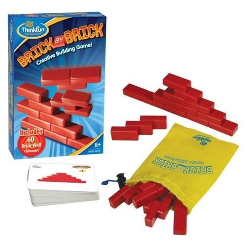 Brick By Brick Tuğla Örme Kutu Oyun
