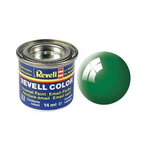Revell Emerald Green Gloss 14 Ml Maket Boyası