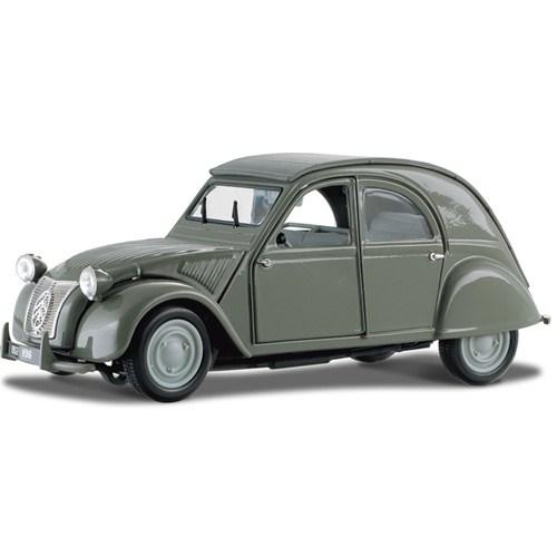 Maisto Citroen 2cv 1952 Model Araba 1:18 Special Edition Yeşil