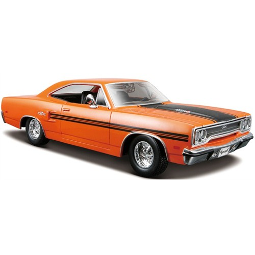 Maisto 1970 Plymouth Gtx Special Edition Model Araba 1:24