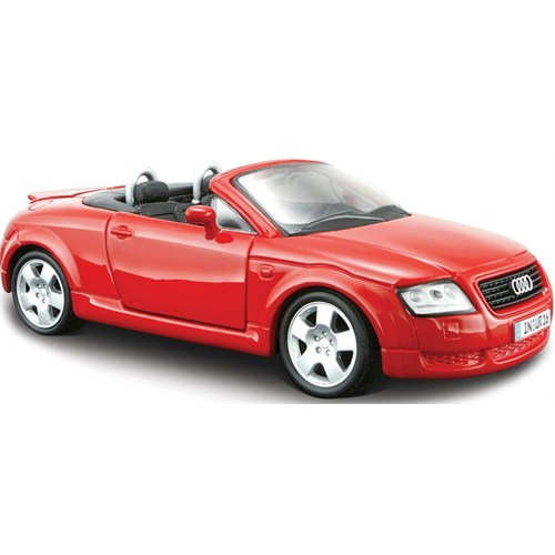 Maisto Audi Tt Roadster Model Araba 1:24 Special Edition Kırmızı