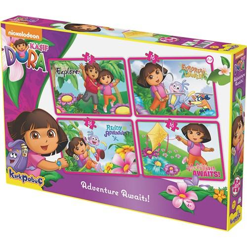 Kırkpabuc Dora Adventure Awaits Puzzle