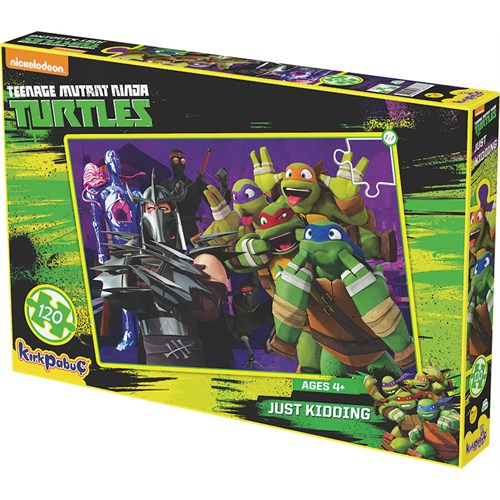 Kırkpabuc Ninja Turtles Just Kidding Puzzle
