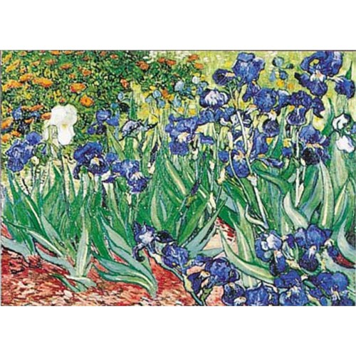 Ricordi Puzzle Iris, Van Gogh (1000 Parça)