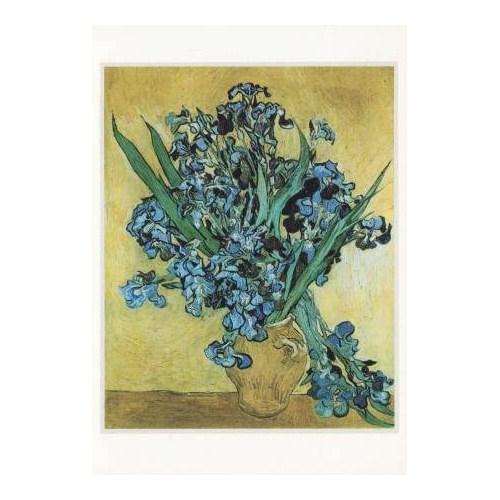Ricordi Puzzle Vase avec Iris, Van Gogh (1000 Parça)