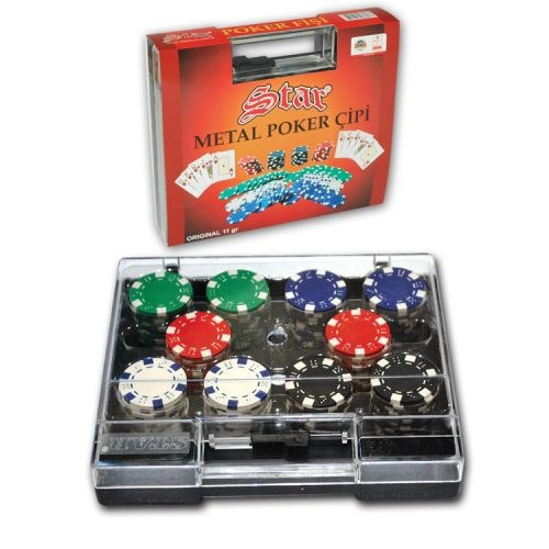 Star Poker Çipi 100'Lük