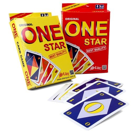 Star One Star Kart Oyunu