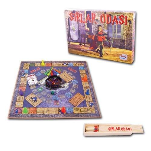 Sırlar Odası Eğlendirici Zeka Oyunu