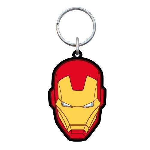 Iron Man Soft Touch Anahtarlık