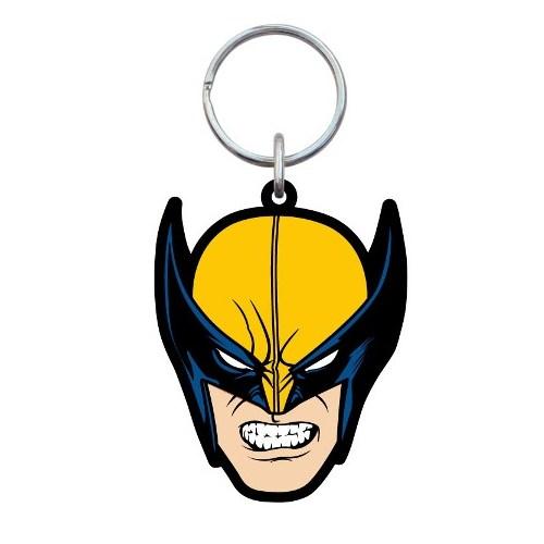 X-Men: Wolverine Soft Touch Anahtarlık