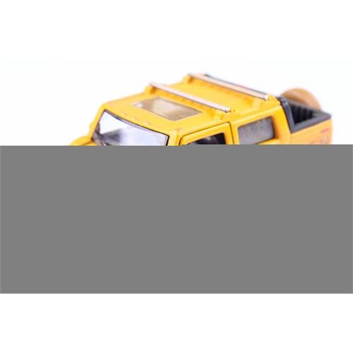 Diecast Off-Road 2005 Hummer H2 Sut Çek Bırak 1/40 Die Cast Model Araç