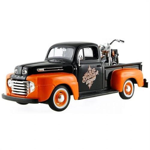Maisto 1:24 Diecast Araba 1948 Ford Pick Up