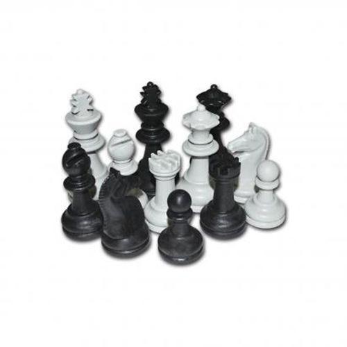 Star Oyun Plastik Satranç Taşları Orta Boy