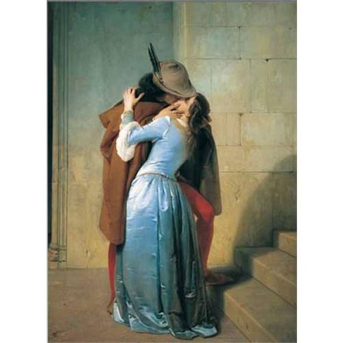 Ricordi Puzzle The Kiss, Francesco Hayez (1000 Parça)