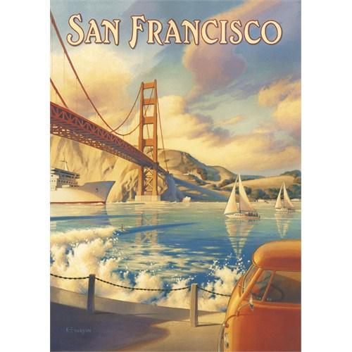 Clementoni Puzzle San Francisco (1000 Parça)