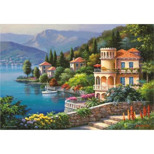 Anatolian Göldeki Villa (2000 Parça)