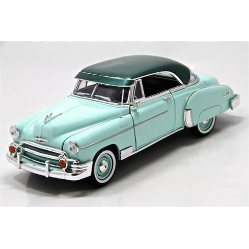 Motormax 1950 Chevy Bel Air -Yeşil 1:18 Model Otomobil