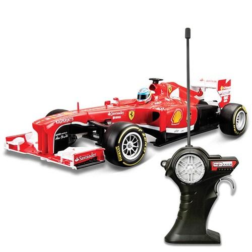 Maisto Ferrari F138 Formula Uzaktan Kumandalı Araba 1:24 Maisto Tech