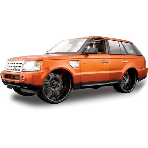 Maisto Range Rover Sport 1:18 Model Araba A/S Turuncu