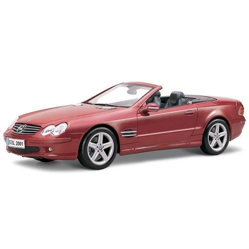 Maisto Mercedes-Benz Sl-Class 1:18 Model Araba P/E Kırmızı