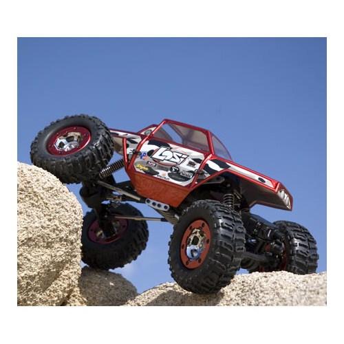 Uzaktan Kumandalı 1/18 Mini Rock Crawler