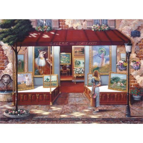 Anatolian Sanat Galerisi / Galerie Des Beaux 1000 Parça