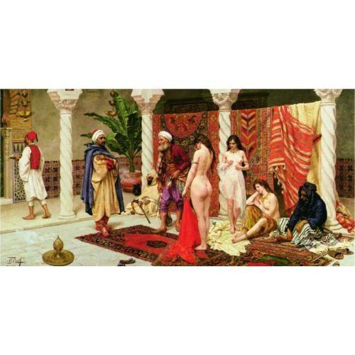 Anatolian Hareme Cariye (1500 Parça)