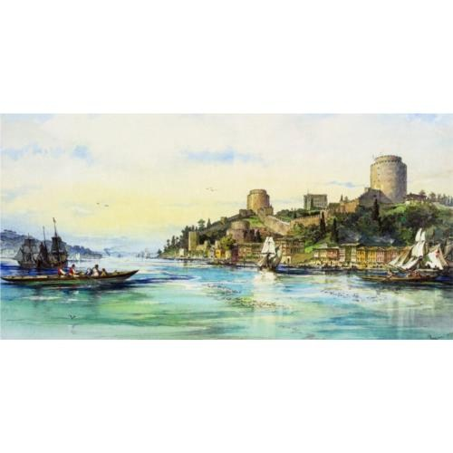 Anatolian Rumelı Hısarı / Rumelı Fort