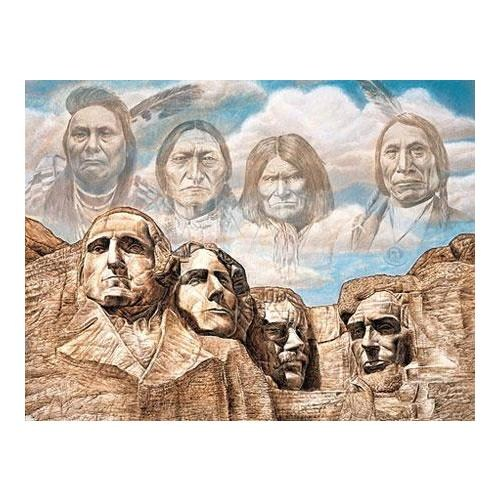 Masterpieces Puzzle Founding Fathers (550 Parça)