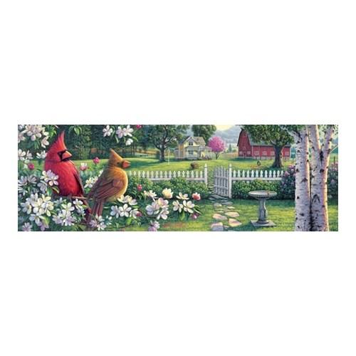 Masterpieces Puzzle Heartland Serenade (1000 Parça)