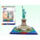 Toptancı Kapında 3D Puzzle Maket Özgürlük Heykeli