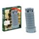 Toptancı Kapında 3D Puzzle Maket Pizza Kulesi (Pisa Towel)