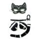 Hergunyeni Maskeli Kedi Kadın Kostümü