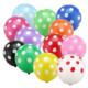 Hergunyeni Puantiyeli Parti Balonu 100 Adet