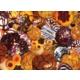 Masterpieces 500 Parça Rengarenk Kurabiyeler Puzzle