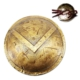 Museum Replicas 300 Spartan Shield 300 Spartalı Kalkanı