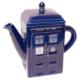 Zeon Doctor Who Tardis Çay Demliği