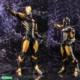 Kotobukiya Marvel Comics: Iron Man Avengers Now Artfx+ Black Statue 1/10