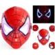 Partistok Işıklı Spiderman Maskesi