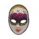 Partistok Tam Yüz Parti Maskesi Simli 2