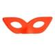 Partistok Neonlu Yılbaşı Parti Maskesi Turuncu 12 Adet