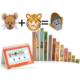 Fat Brain Toys Inchimals