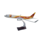 Galatasaray Lisanslı Büyük Boy Model Maket Uçak