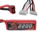 Xcell Cracker 11.1V 2200Mah 3S1P 25C Li-Polymer Pil