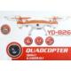 Vardem U/K Cyclone Kameralı Quadcopter