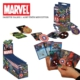 Neca Marvel Universe Jumbo Pin And Collectible Card Set