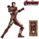 Neca Avengers: Age Of Ultron Iron Man Mark 43 1/4 Scale